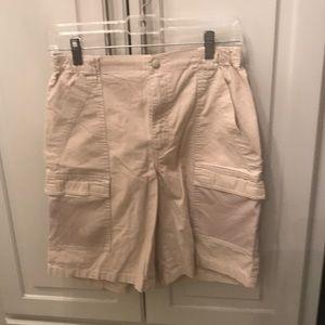 Khaki Columbia shorts